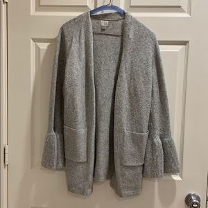 A New Day bell sleeve cardigan